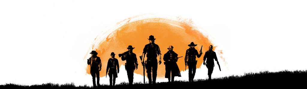 Red Dead Redemption 2 Logo PNG TRANSPARENT ICON